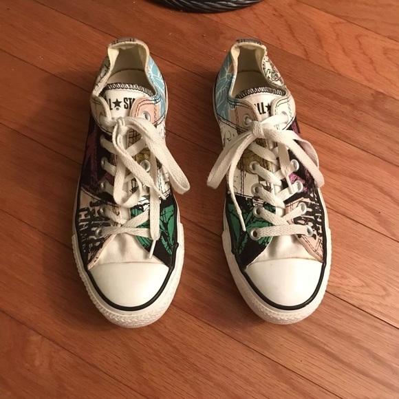 b5c8194a8300 Converse Shoes - Converse All Star Shoes Women Size 8 Men Size 6